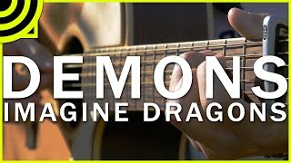 Demons - Imagine Dragons (Fingerstyle Guitar Cover by Albert Gyorfi) [+TABS]