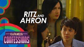 Kapamilya Confessions with Ritz Azul and Ahron Villena