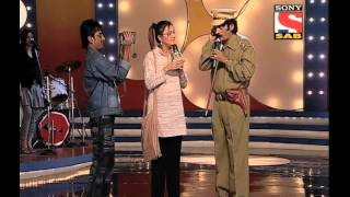 Suchita as reporter and Shakeel as inspector - Episode 10