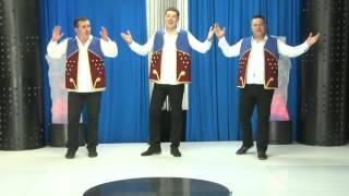 Krajiska grupa Manjaca - Balkana - Melodija Vam predstavlja (Tv Duga Plus 2016)