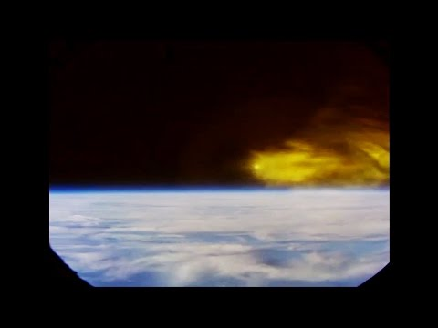 ᴴᴰ Full Onboard Re entry into Earth's Atmosphere ● New NASA Spacecraft