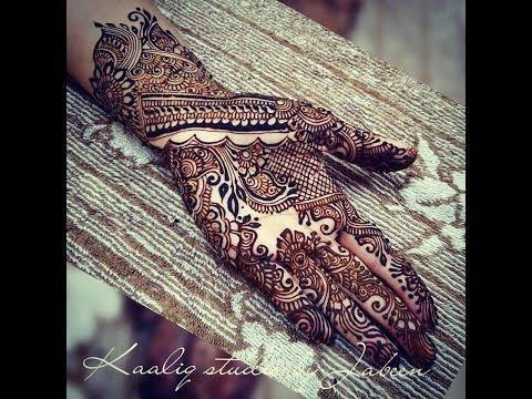 Xxx Mp4 Intricate Henna Design Bridal Mehndi Wedding Indian Henna Body Art 3gp Sex