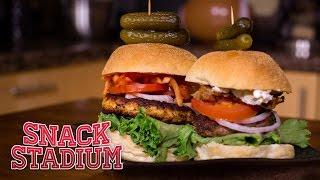 Snack Stadium | Beef, Pork & Pancetta and Chicken Slider