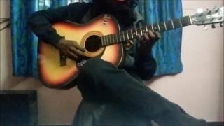 Pencil - Yaarai polum illa neeyum Guitar leads