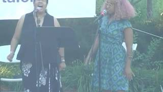 FoTA Our Town Sings pt2 with Give Get Sistet  4-19-2016 ParkTV15