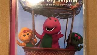 Barney's Big Surprise RARE Original 1996 Full Soundtrack