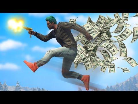 GTA 5 Online - MAKING MONEY & CAUSING CHAOS! (GTA V Online)