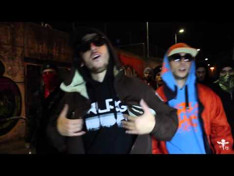 QZA ft Ill TOFA - Arrogante [STREET VIDEO]