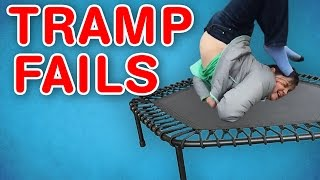 Trampoline Fails | Fail Compilation