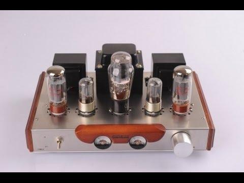 Review: Gemtune GS-01 Valve/Tube Speaker Amplifier