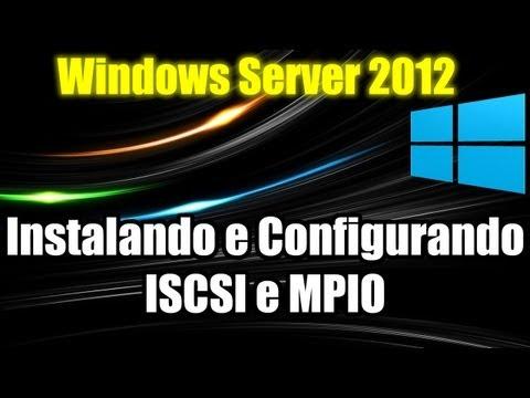 Xxx Mp4 Windows Server 2012 Instalando E Configurando ISCSI E MPIO 3gp Sex