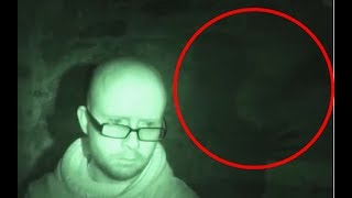 REAL SHADOW DEMON CAUGHT ON TAPE