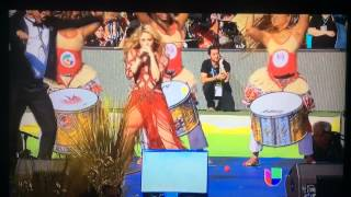 Shakira - La La La (Brazil 2014) (Feat. Carlinhos Brown) (Closing Ceremony) HD