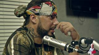"""French Montana Talks About His Single  """"Unforgettable"""" and His African Roots #PKLIVE"""