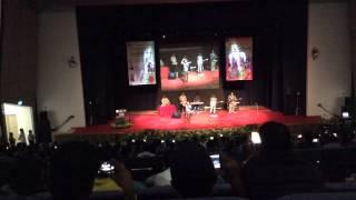 Bangla comedy  harun Kisinger in Singapore 2015 August 08