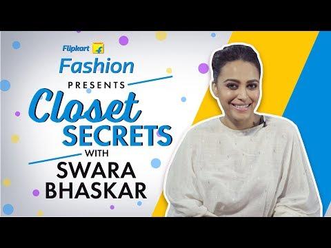 Xxx Mp4 Closet Secrets With Swara Bhaskar Bollywood Fashion Pinkvilla 3gp Sex