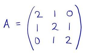 Find Eigenvalues of 3x3 Matrix