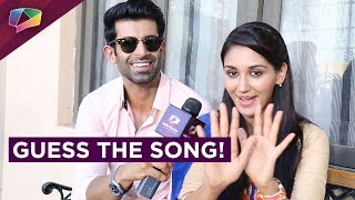 Namik Paul   Nikita Dutta plays together Guess The Song with India Forums!