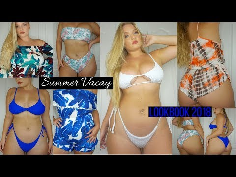 Xxx Mp4 Zaful Clothing Bikinis Purse Try On And Review Summer 2018 Tropical Beach Getaway Vacay Ideas 3gp Sex