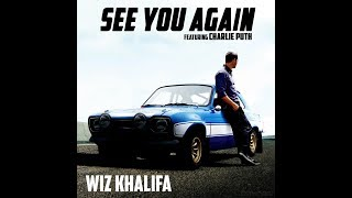 SEE YOU AGAIN।।lyrics। ft Charle Puth with wiz khalifa