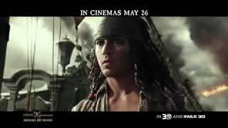 Pirates of the Caribbean: Salazar's Revenge | Sparrow Promo (Hindi) | In Cinemas May 26