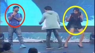 అలీ డాన్స్... నవ్వలేక చస్తారు - Sekhar Master VS Comedian Ali Dance Performance On Stage Video