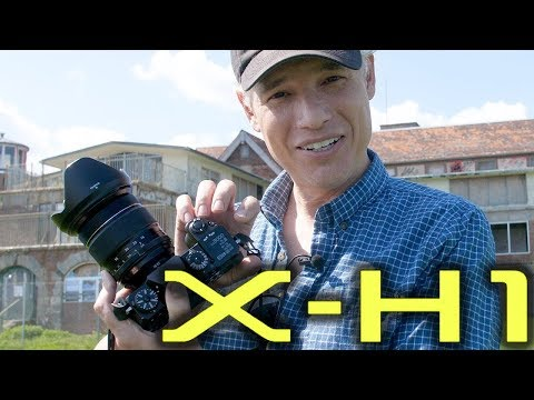 Fujifilm X-H1 Review (vs X-T2, Sony a7 III)