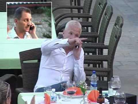 Ismet Drishti Kamera e fshehte me futbollistin e kombetares Igli Tare