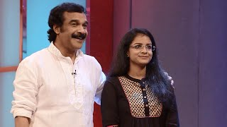 Onnum Onnum Moonu | Ep 134 - with Jayaraj Warrier, Indulekha & Sudev Nair | Mazhavil Manorama