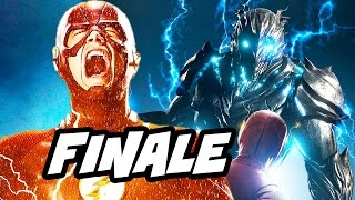 The Flash 3x23 Promo Finale and The Flash Season 4 Synopsis