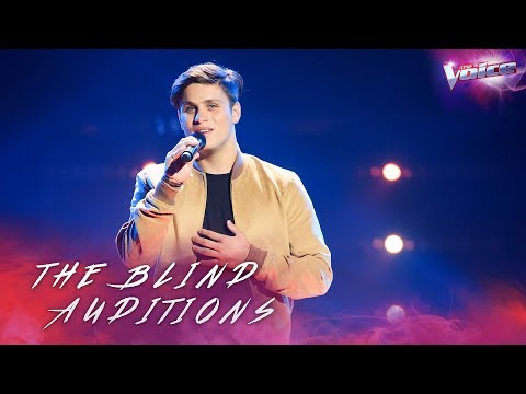 Blind Audition: Jackson Parfitt sings Toothbrush | The Voice Australia 2018