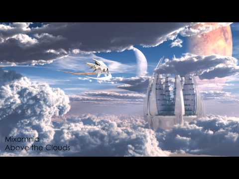 Above The Clouds - Mellow Progressive House Mix 2013 HD