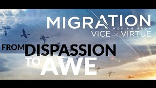 Migration: Dispassion to Awe ~ Rabbi Gene Binder