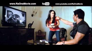 Official Ra.One movie - Kareena Kapoor's cool lingo trailer