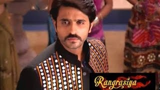 Rudra's CRITICAL HEALTH condition in Rangrasiya - 28th April 2014 - Full Episode(HD)