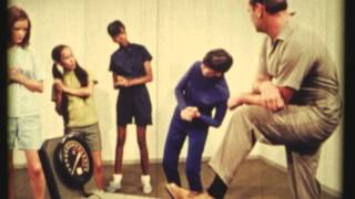 Self Defense for Girls (1969) Vintage Educational with Campy Humor, Rita Moreno!