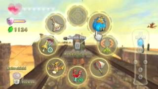 The Legend Of Zelda: Skyward Sword Part 73: A Boat House