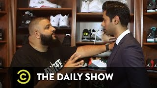 Keys to Success with DJ Khaled and Hasan Minhaj: The Daily Show