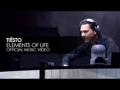 Tiësto Elements Of Life Official Music Video