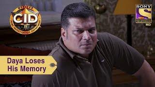 Your Favorite Character | Daya Loses His Memory | CID