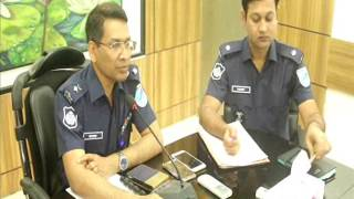 Office Of The Police Super Of Munshigonj footage In Sheersha.Tv