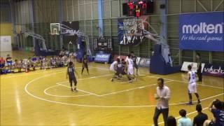 Milo Cup 2016 Game 6 Adroit vs SKC - 3rd Q