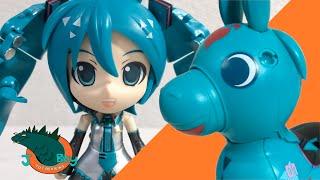 Transforming Hatsune Miku Chogokin Review