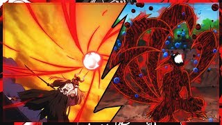 Is A Tailed Beast Ball Stronger than A Cero??? Naruto Shippuden VS Bleach!!!