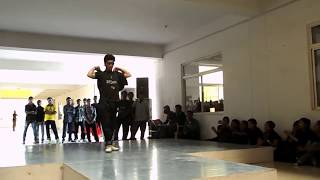 Awesome Dance Performance Beating Dharmesh Sir, Cockroach