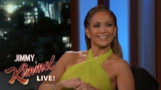 Jennifer Lopez on Learning to Dance Like a Stripper