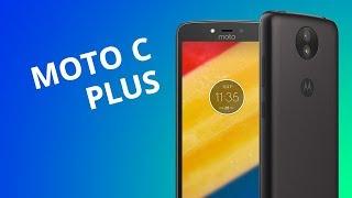 Motorola Moto C Plus [Análisis / Review en español]