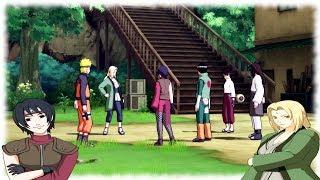 Kurotsuchi taunts Tsunade - Naruto and Rock Lee Take Sides - Naruto Shippuden Ultimate Ninja Storm 3