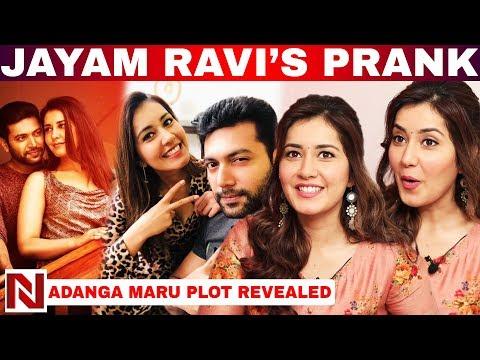 Xxx Mp4 எனக்கு விஜய்சேதுபதி தான் வில்லன் Rashi Khanna Exclusive Interview Jayam Ravi Adanga Maru 3gp Sex