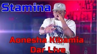 Stamina Aonesha 'Kibamia' Usiku Mnene Dar Live... Tazama Mwenyewe!